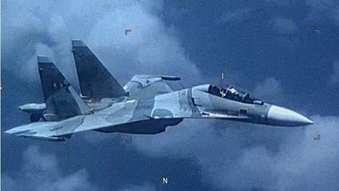 美委军机在加勒比海上空交锋,两国军方互相指责!
