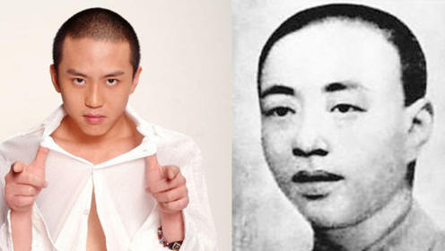 此人是黄埔系的将星,领导过秋收起义22岁时牺牲,神似明星邓超