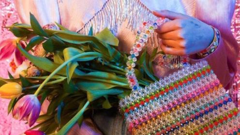 时髦精编织包,夏天必备合集