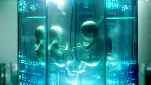 未来人变异,1胎生7个,人口飙升100亿,只能把多余婴儿火化