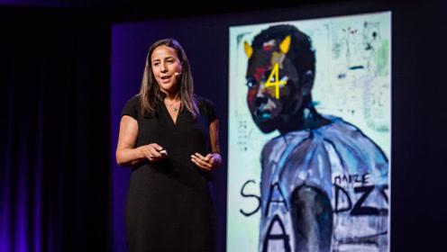 TED:通过艺术,我们重拾对自己行为的控制感和信心