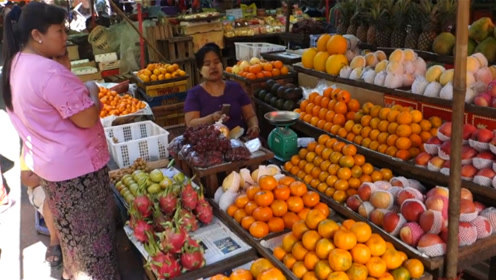 该国取消对中国免签,导致大量水果烂在地里,最终卖不出去