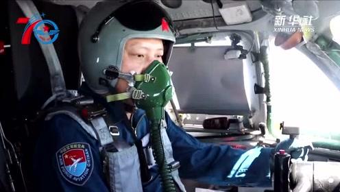 八一建军节 空军官宣:轰-6K和图-95同框出镜