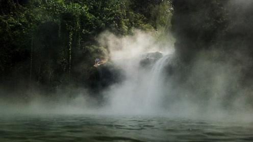 世界最危险的河流,水温常年在沸腾,周围寸草不生动物瞬间变熟!