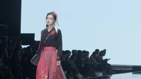 国风潮流服装秀,古典与时尚结合,了解下