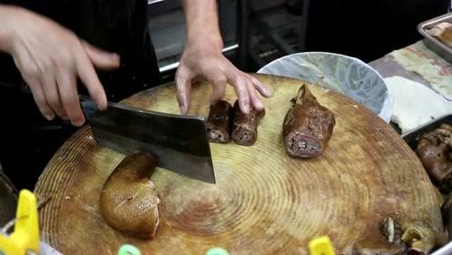 一只卤鹅头卖到45,这么贵,为啥特他们不直接买鹅肉呢?
