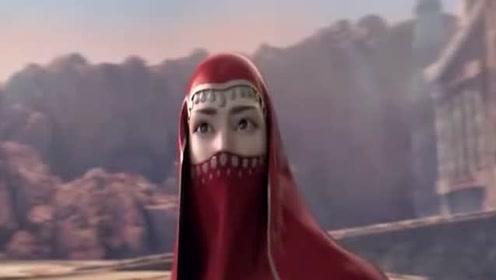 斗破苍穹方言版:萧炎女装潜入神殿,竟发现是假的异火