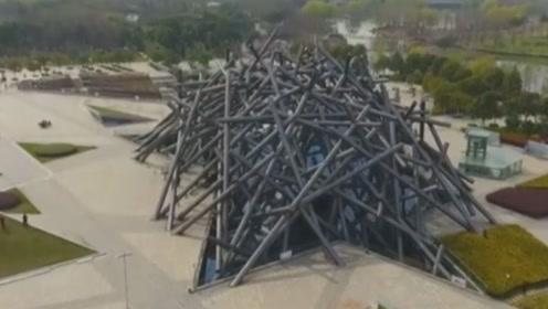 探秘安徽最奇葩的美术馆,耗费2亿巨资打造,却不受游客待见