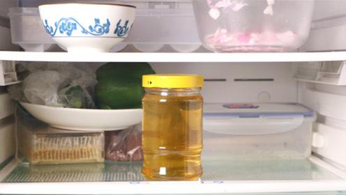 你家蜂蜜还放冰箱吗?我也是刚知道,现在提醒家人还不晚,别忽视