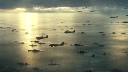 超震撼丧尸片,二战美军登陆诺曼底,却发现敌人是丧尸大军!