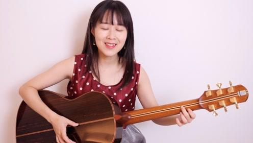 陪你练琴第89天 南音吉他小屋 吉他基础入门教学教程