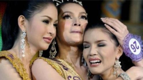 """泰国人妖结婚后,婚后生活有多""""性福""""?变性美女哭着说出真相!"""
