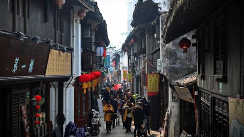 四川保存最好的古镇,免费开放还是4A级景点,你去过吗?