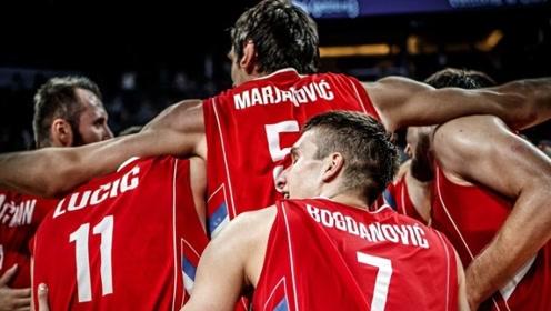 希腊VS塞尔维亚高光集锦 萨纳西斯绝平三分狠人怒帽扇飞博班