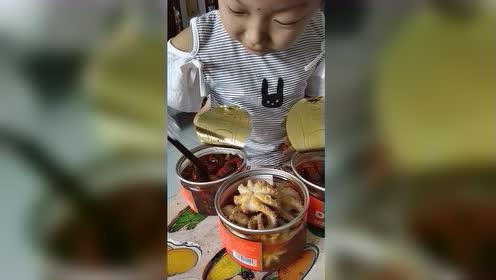 好吃的麻辣龙虾尾