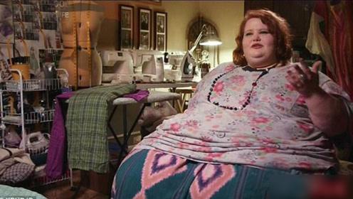 700斤女子至今未婚,成功甩掉500斤后,网友:原来是个美人