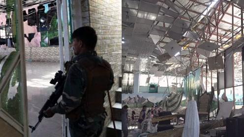 63死180余伤!阿富汗一婚礼现场遭炸弹袭击 IS宣称负责