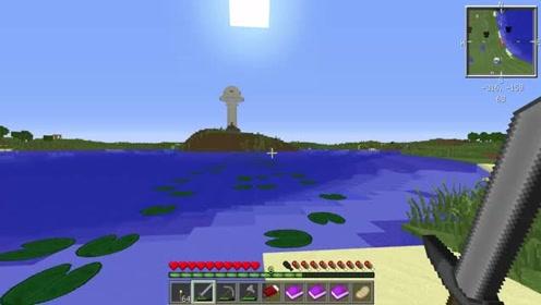 血舞解说我的世界梦境边缘2 发现大矿坑
