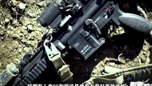 吃鸡VS现实 我国武警部队现役枪支科普