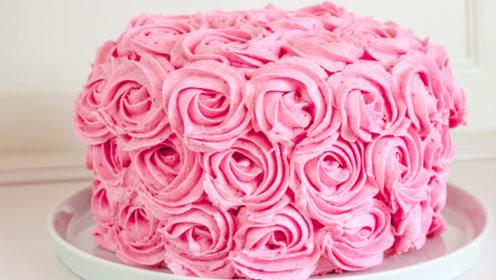 5个简单的蛋糕装饰风格,你更喜欢哪款呢?