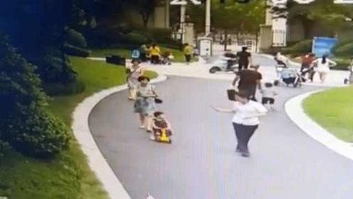 高空抛物砸伤2岁娃!找不到肇事者,母亲欲起诉整栋楼业主