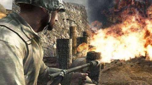 此兵种太悲催,战友不愿意靠近,二战日军集中火力猛攻他