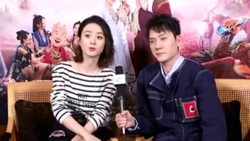 冯绍峰接机赵丽颖破离婚传言 手牵手十分甜蜜