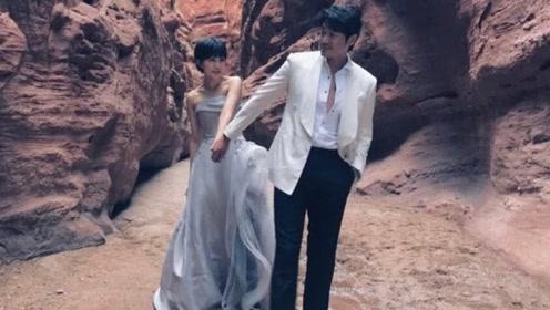 陆毅鲍蕾写真曝光甜蜜相依, 结婚十三年依旧如初恋