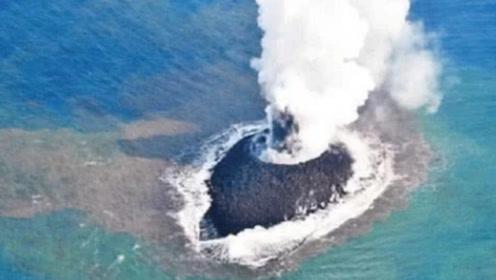 水能灭火,那为何火山在海底数千年也未曾被浇灭?看完涨知识了