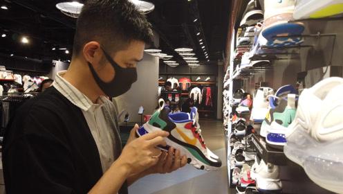 小伙鉴定5万双球鞋:一万六的鞋只值六百,九成女生七夕收到假鞋