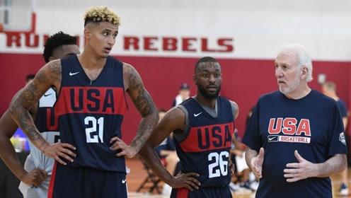 突然退出梦之队令人猝不及防  NBA如今真变味了