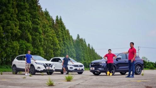 逍客的好日子到头了?15万合资紧凑级SUV还有哪些选择?