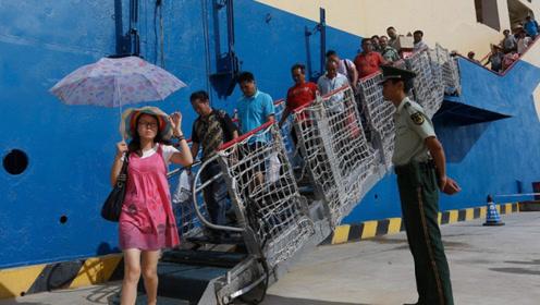 中国最美丽的岛屿,曾被日本越南霸占多年,收复后却禁止外国人来