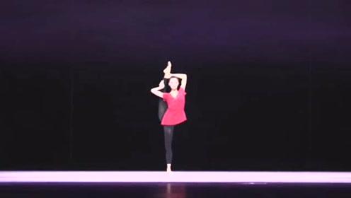 第12届桃李杯《综合性技术技巧组合》孙灿 北京舞蹈学院