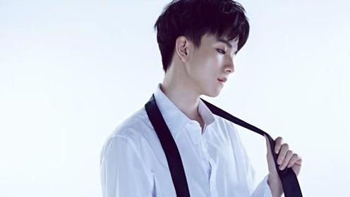 《陈情令》江澄和金凌,同是白衬衫造型,一个儒雅一个霸道