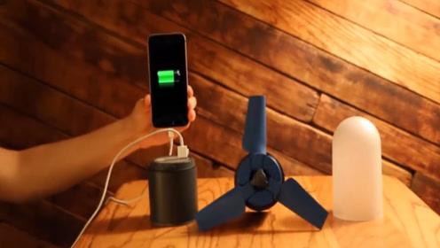 水力发电充电宝,如果我在家河边安几十个,是不是不用交电费啦?