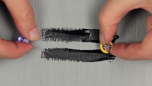黑科技导电涂料,操作简单成本低,让物体表面轻松变成触摸屏