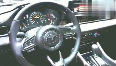 2018款马自达6绝对是日系车中,颜值设计的巅峰之作