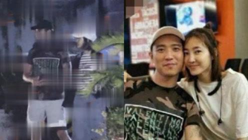 王丽坤与神秘男手牵手回豪宅,男子疑是曾与王丽坤同游的花臂男