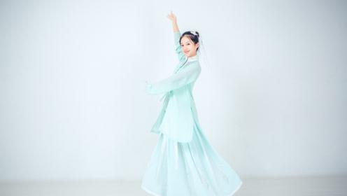 """中国舞演绎""""秦时明月""""胡彦斌《月光》"""