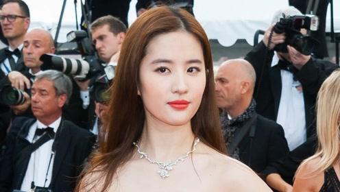 刘亦菲男友疑似曝光,没有发声明澄清,粉丝:他配不上她