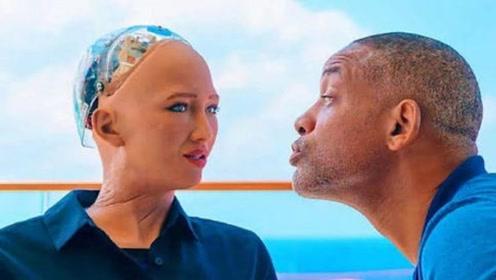 """当年扬言""""摧毁人类""""的机器人,如今怎么样了?看完你也要羡慕"""