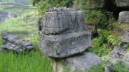 """重庆有种""""怕痒石"""",用手轻轻一挠就咯咯大笑,难道石头成精了?"""