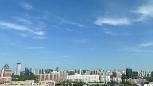 十五月亮云遮脸 十六彩云飘万里 北京未来三天颜值爆表