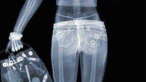 女人过安检时,为何工作人员感到尴尬?屏幕上到底能看见什么?