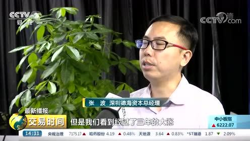 """再冲1100元大关 股价三连阴后 贵州茅台股价""""喝高""""强势反弹"""