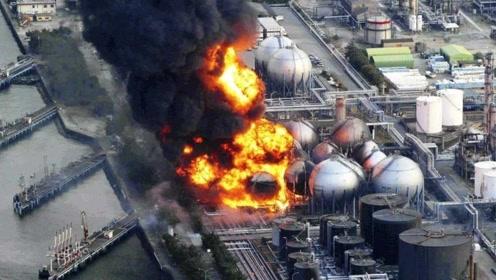 核污水即将达到极限,日本大臣建议排入大海,东海黄海将会被污染