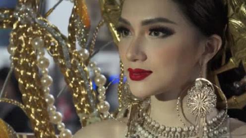 泰国最美人妖皇后,扬名后突然恢复男儿身,最后过的怎样了?