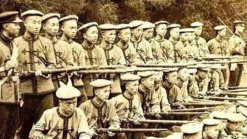 """清朝重金打造的""""精锐部队""""原来是这样的,怪不得打不过八国联军"""