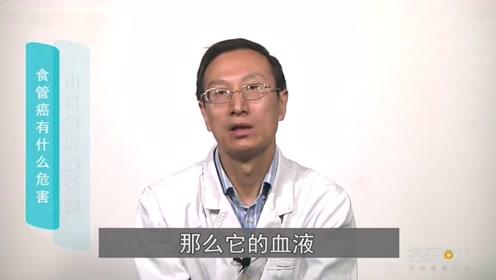 食管癌有什么危害
